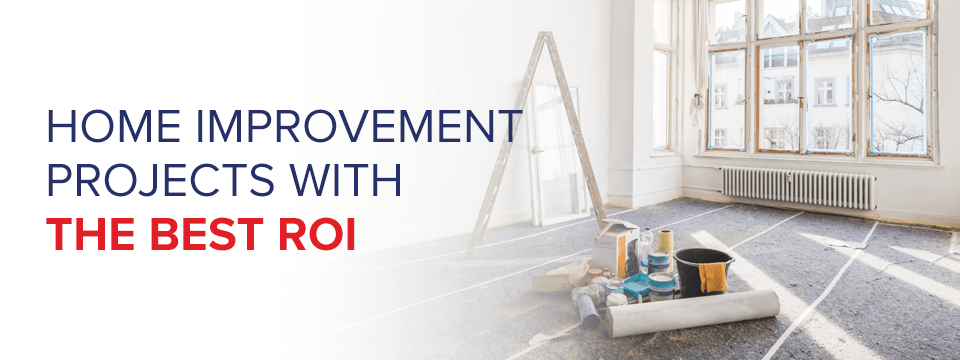 Home improvement projects with the best roi best - Best roi home improvements ...