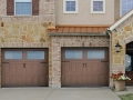 Impression Steel Garage Door - Model 501